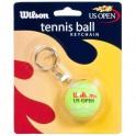 Breloczek Wilson Tennis Ball Keychain